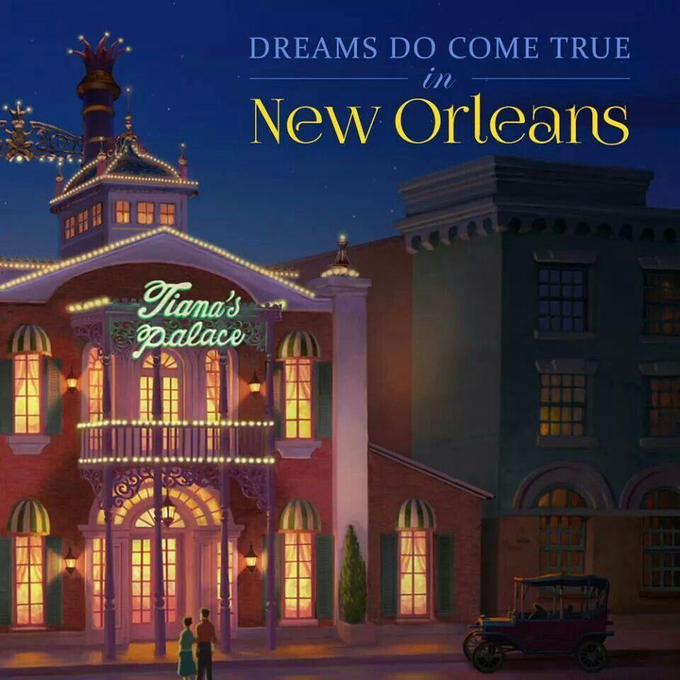 Tiana S Palace Dreams Do Come True In New Orleans Hallmark
