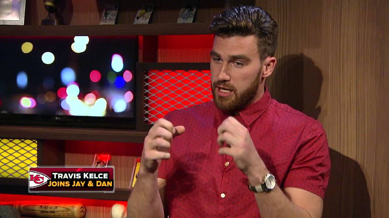 Travis Kelce Travis Kelce Pinterest
