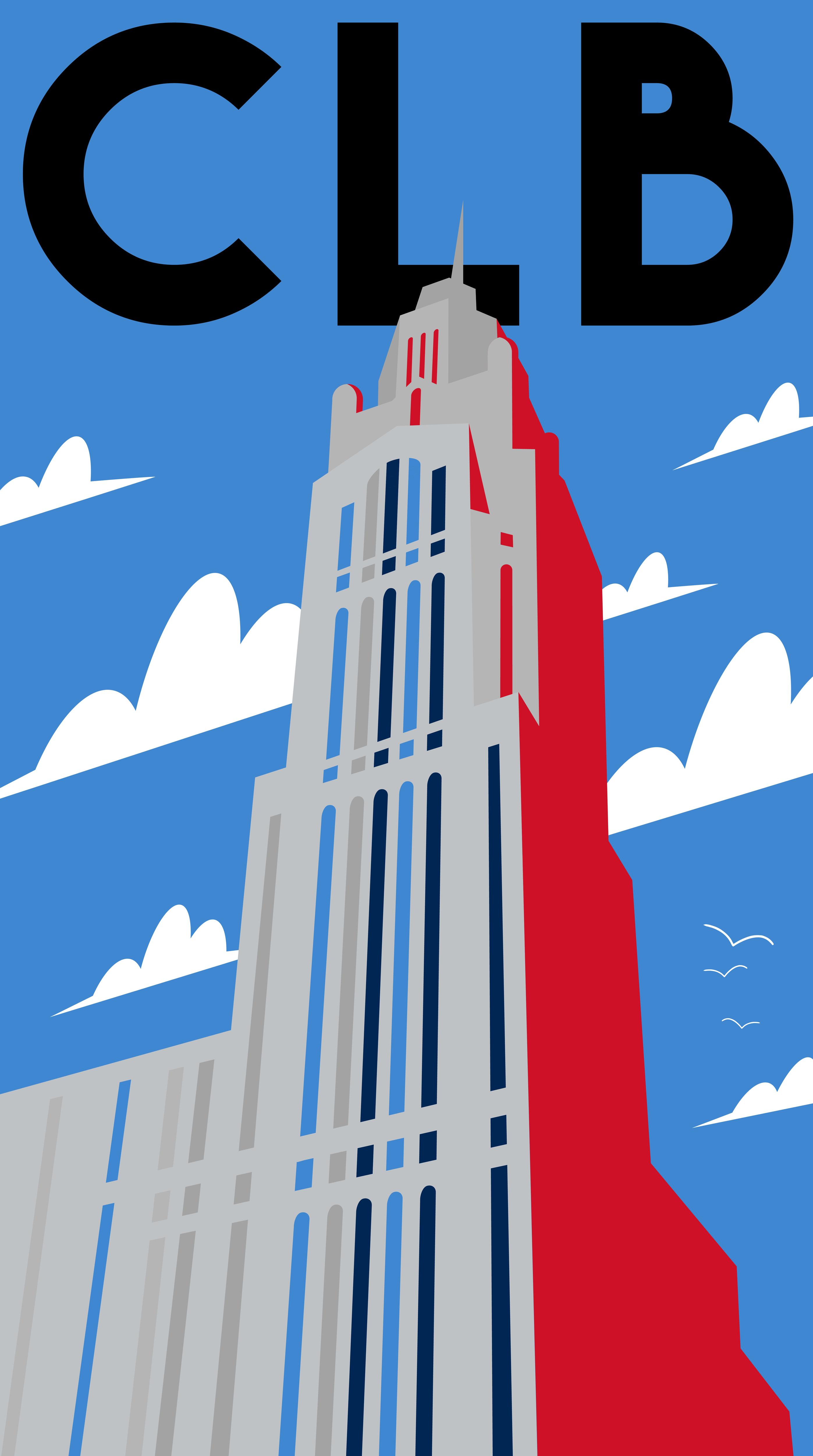 Columbus Ohio Minimalist Poster Throwback To The Cross Roads Of