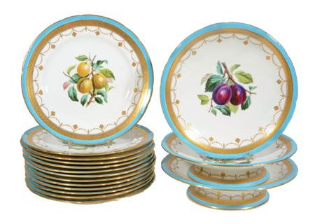 Servico de sobremesa em porcelana Inglesa Minton de meados do sec.19th, 24,690 EGP / 8,730 REAIS / 2,880 EUROS / 3,255 USD https://www.facebook.com/SoulCariocaAntiques