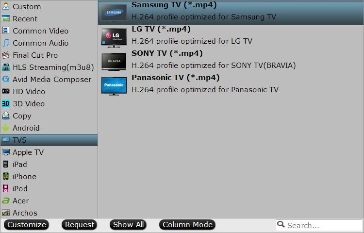 Simple solution to fix Samsung TV not play FLV files or