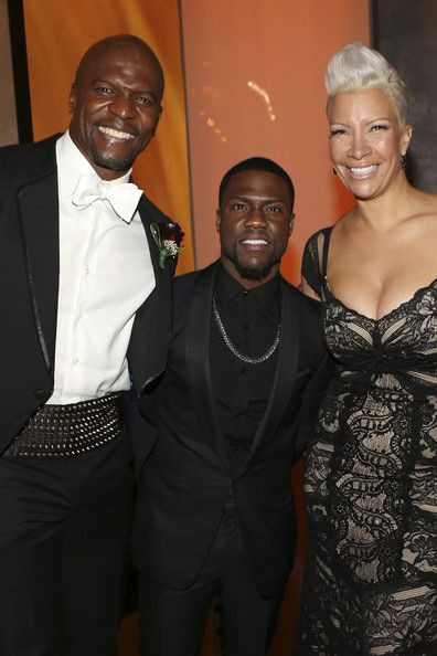 Terry Crews And Rebecca King Crews Photos Photos 45th Naacp Image Awards Presented By Tv One Backstage And Audience Terry Crews Famous Couples First Tv