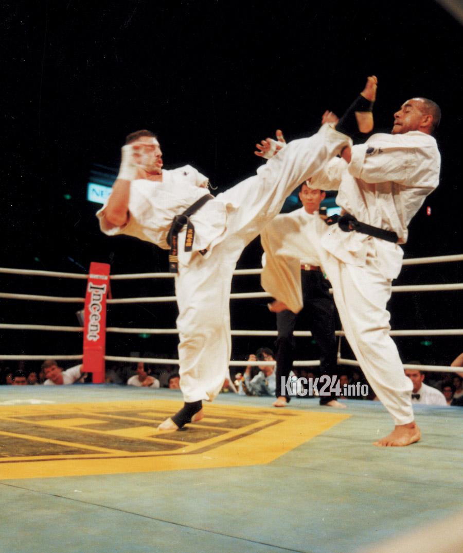 Kickboxen Weltmeister