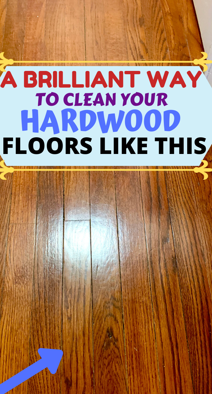 Wooden Floors Are The Most Awesome Addition To Our Home This Method Will Show You How To Take Care Of Yo Diy Cleaning Hacks Cleaning Wood Floors Cleaning Wood