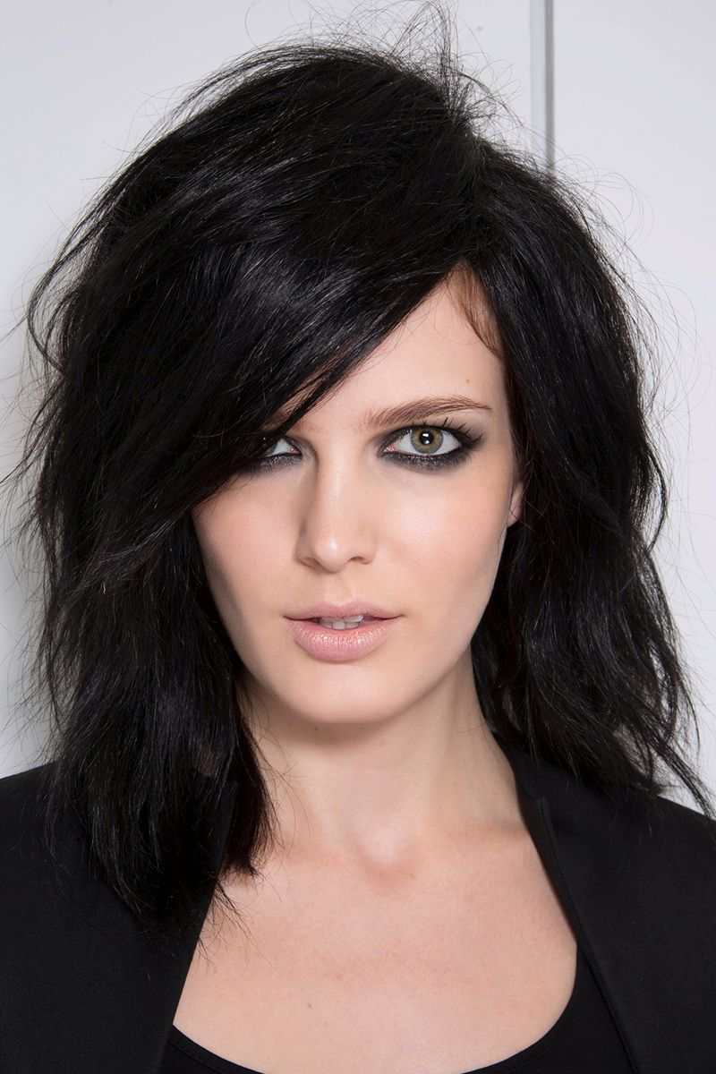 12 mediumshort hairstyles that are lowmaintenance yet