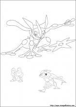 Disegni Di Pokemon Da Colorare Pokemon Disegni Colori