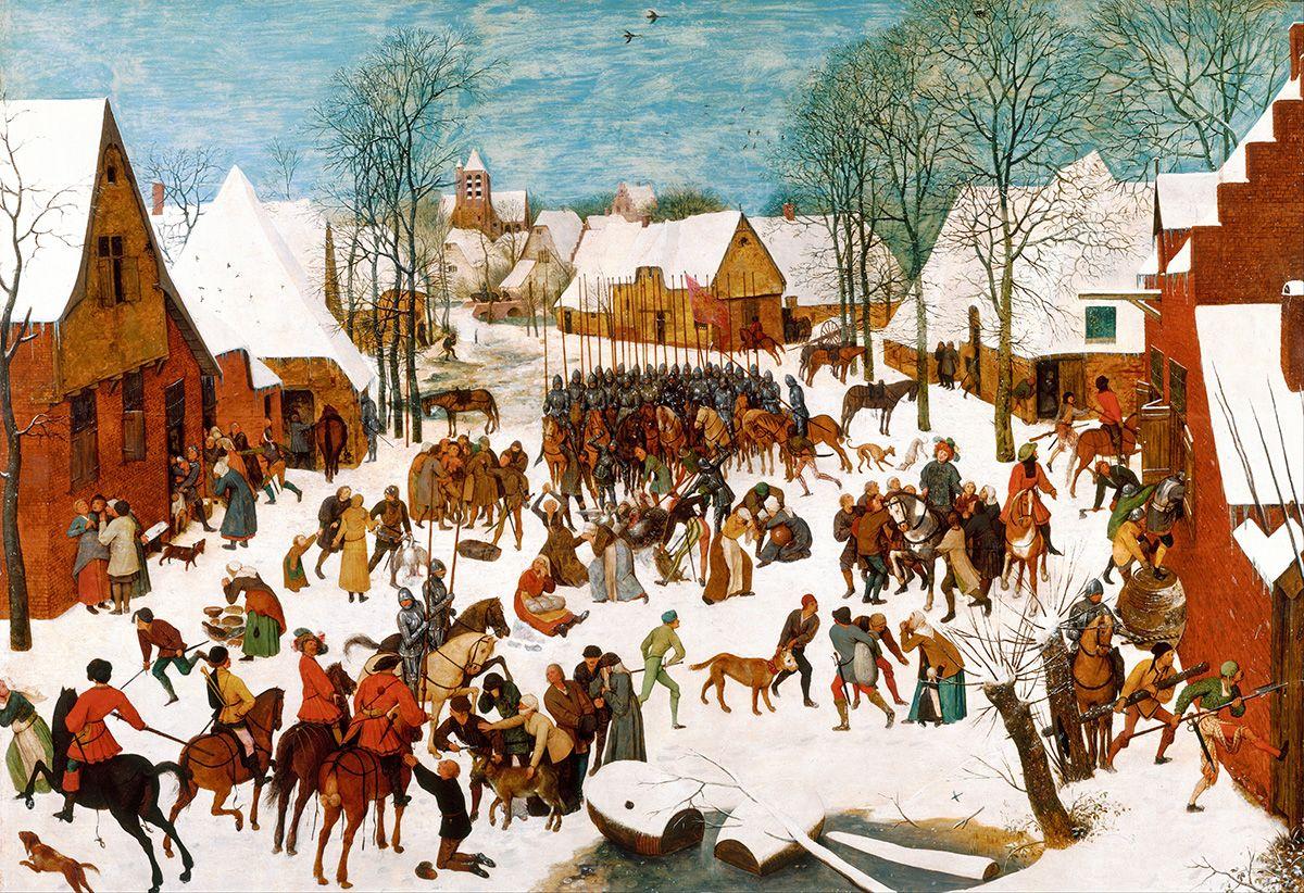 Питер Брейгель: последний голландский художник эпохи Возрождения