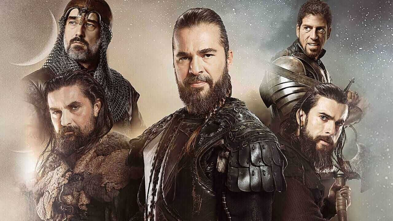 When Will Resurrection Erugrul Season 3 Be On Netflix Historical Drama Popular Tv Series Drama