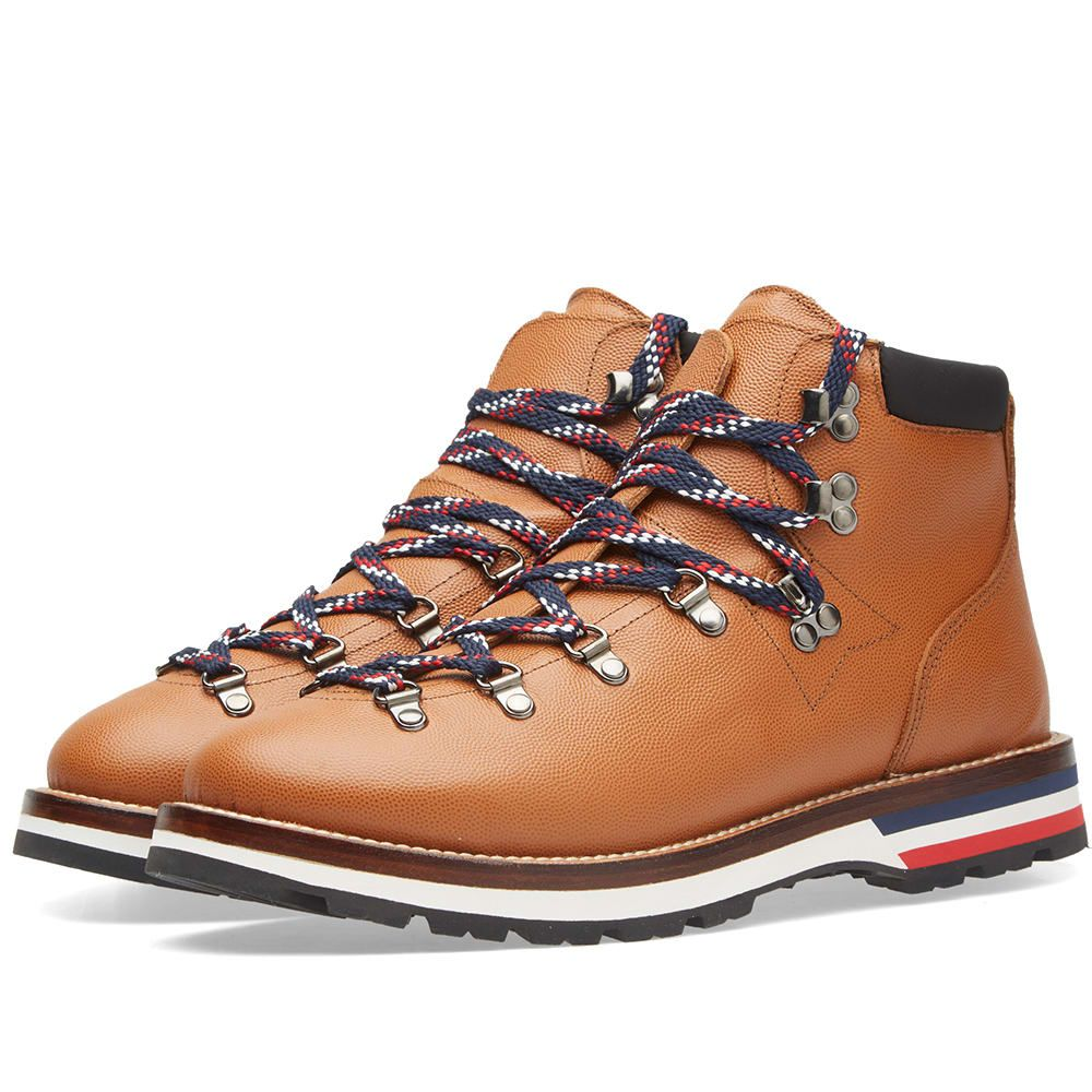 7fc14c1cc01 Moncler peak leather hiking boot moncler shoes leather hiking boots brown  jpg 1000x1000 Moncler brown shoes