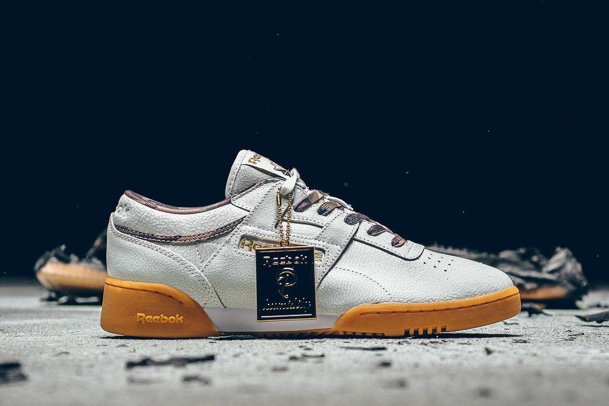 Arqueología Ernest Shackleton Accesible  Politics x Humidity x Reebok Workout Low CN | Reebok workout low, Sneakers,  Sports footwear