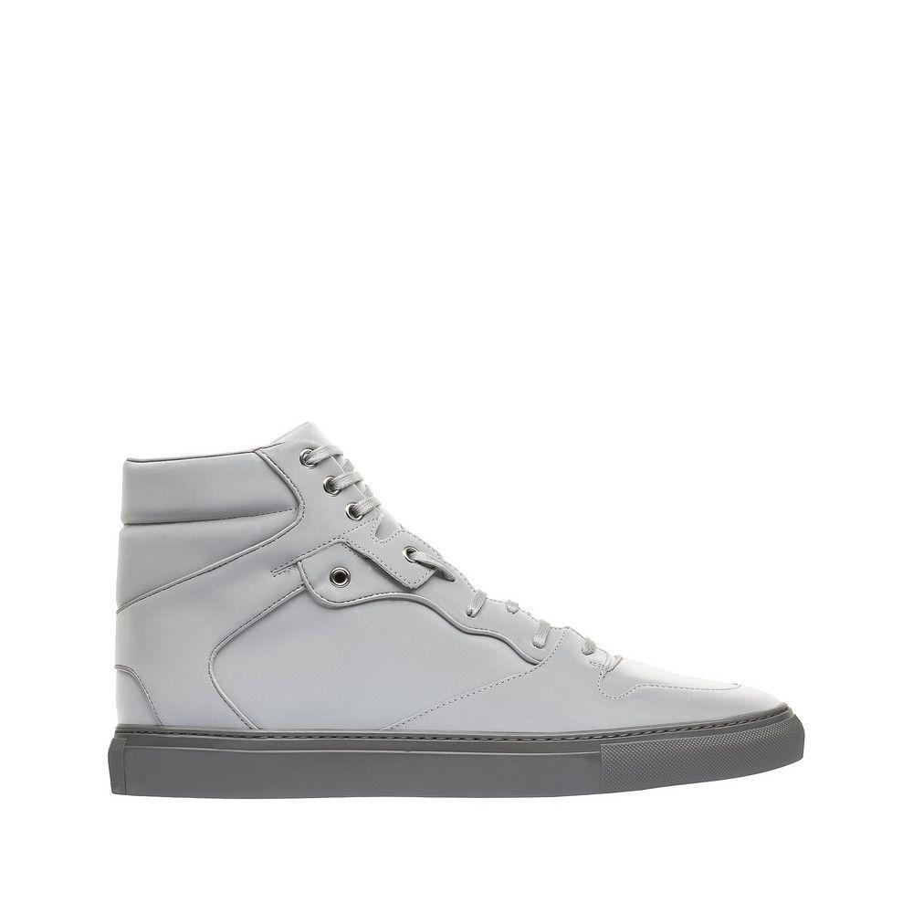 Balenciaga Reflective High Sneakers