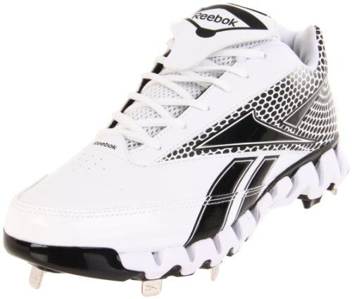 00b6a4c4bed Reebok Men s Pro Cooperstown Low Zig Baseball Cleat