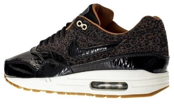 nike air max 1 dames leopard