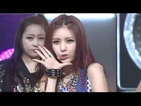 ▶ [LIVE 繁中字] 120108 T-ara - Lovey-Dovey @ Comeback Stage - YouTube