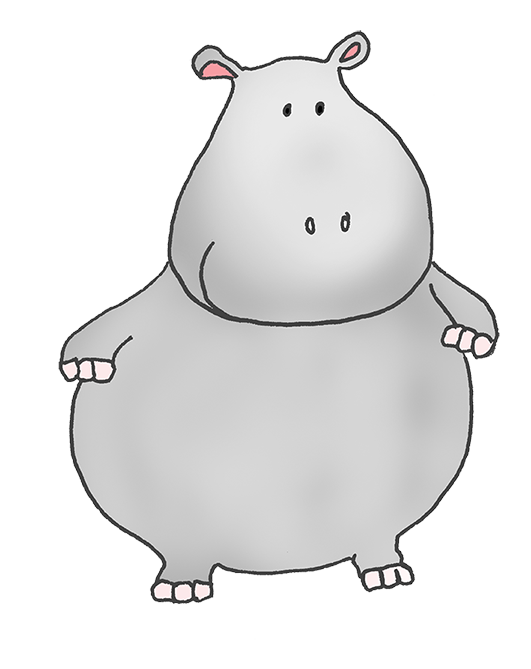 hippopotamus clipart google search hippopotamus pinterest rh pinterest com hippo cart bag hippo cartoon drawing