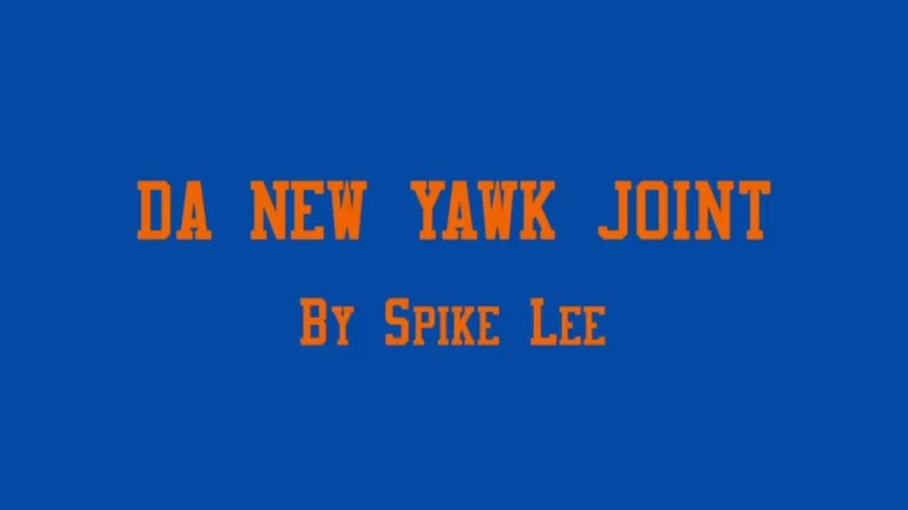 Full version of Spike Lee's TCS New York City Marathon short film