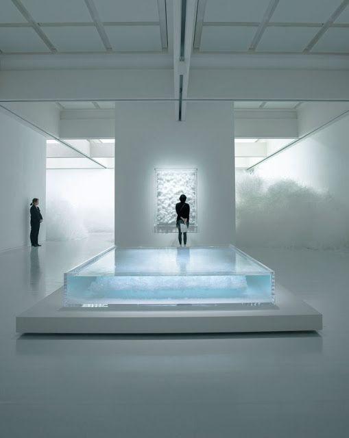 My Magical Attic Tokujin Yoshioka Exhibition Museum For Contemporary Art In Tokyo Contemporary Art Contemporary Museum Exhibition