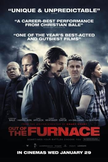 ferflidan qartulad / ფერფლიდან (ქართულად) / Out of the Furnace