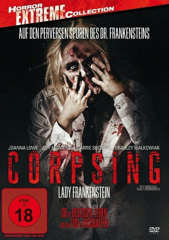 corpsing - lady frankenstein