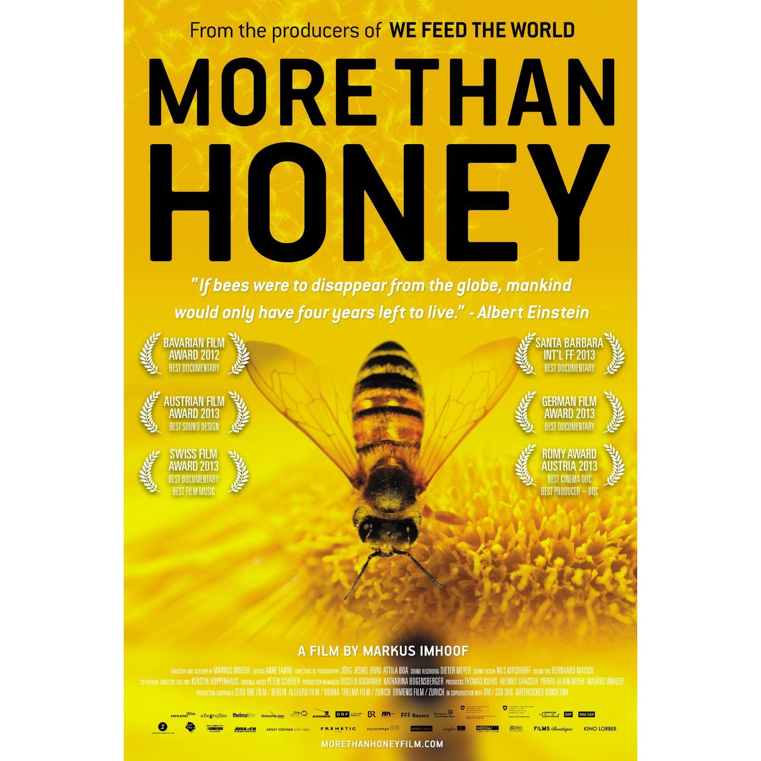 More Than Honey Blu Ray Amazon Ca John Hurt Markus Imhoof Dvd Releases In Canada In March 2014 Med Filmy Knigi