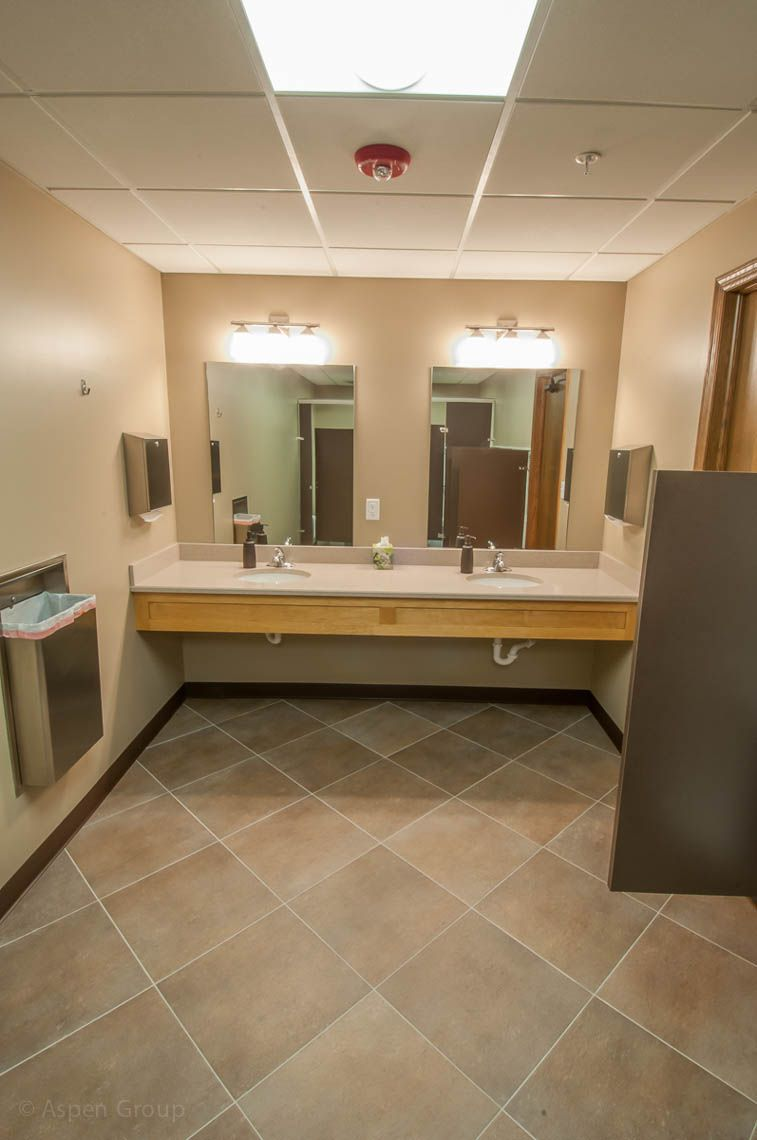 Men S Room In 2019 Church Design Restroom Design