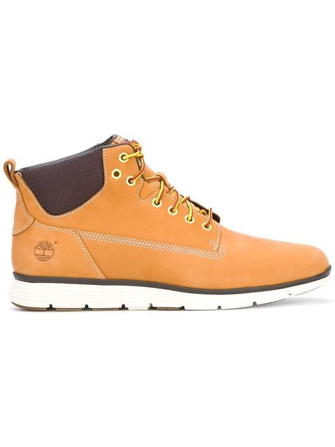 7eeed7bb689d TIMBERLAND lace-up ankle boots.  timberland  shoes  flats ...