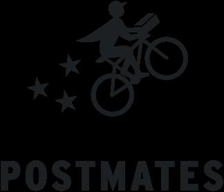 Image result for postmates logo | aDelivery Logo Design