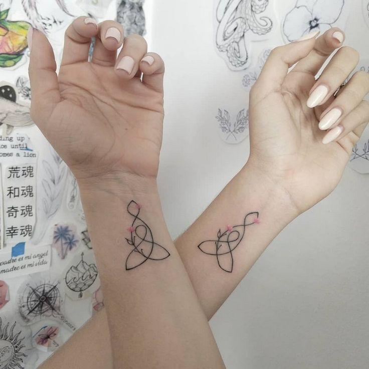 Tattoo Familie: Diese Symbole und Motive drücken Zugehörigkeit aus,  #AUS #Diese #drücken #Fa...