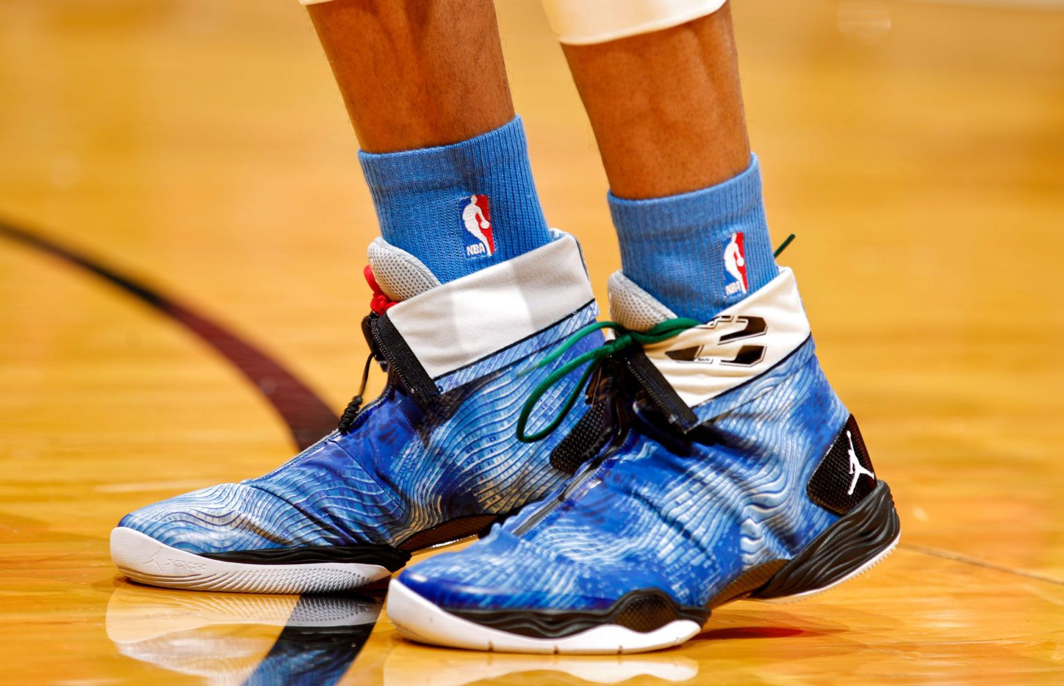 d0c460a671d5fc Russell Westbrook Unveils A New Air Jordan XX8 Colorway for Christmas