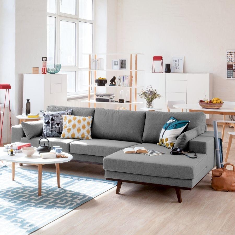 Ecksofa skandinavisches design  Ecksofa Billund Hellgrau von Mørteens | Scandinavian Design ...