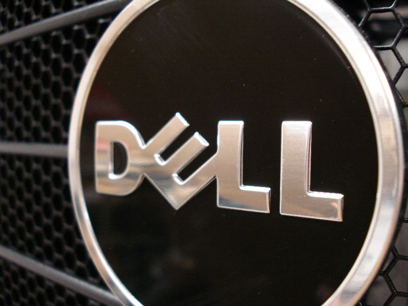 Dell Server Rack Logo