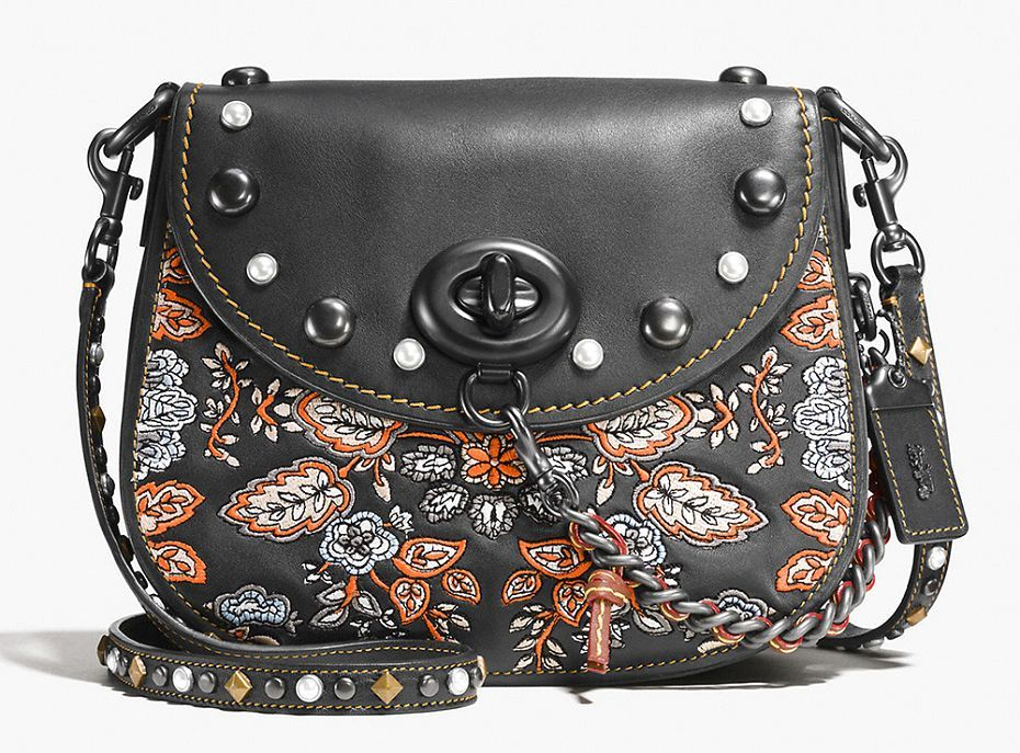 Coach 1941  s Spring 2017 Bags are a Rockabilly Throwback with a Special   b700519bb0