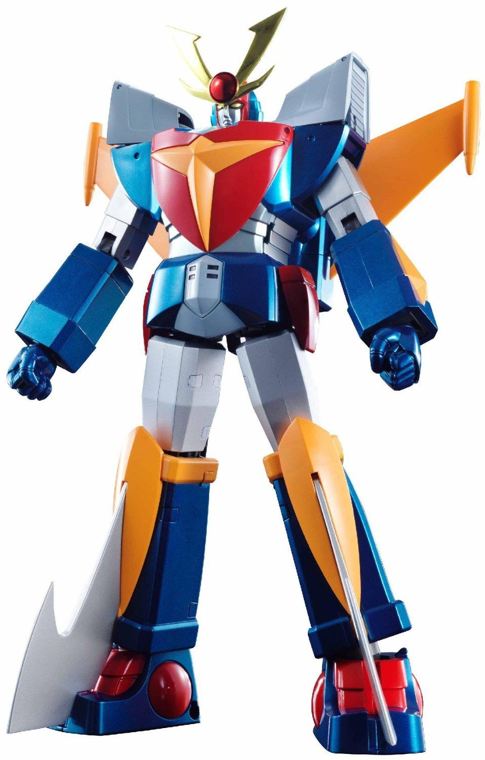 Bandai - GX-65 Daitarn 3 Renewal Color Ver Soul Of Chogokin: Amazon.it: Giochi e giocattoli