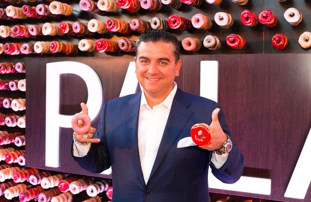 """Buddy """"Cake Boss"""" Valastro Hosts Two Events: 'Sweet Escape: An Evening of Buddy, Beignets, Bonbons & Booze' and """"The Ultimate Big Cake and Craft Cocktail After-Party with Buddy V"""" – Vegas24Seven.com"""