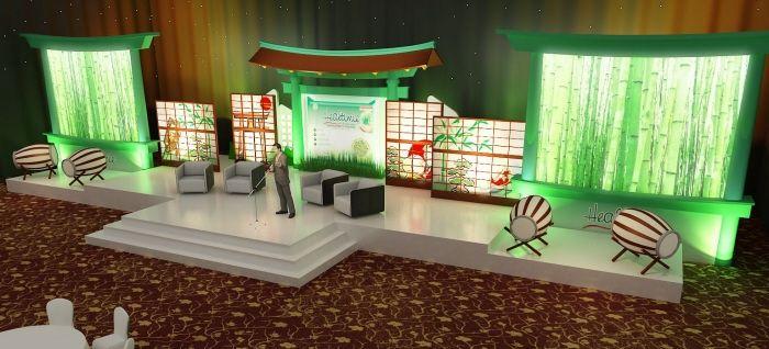 Kaskus Stage by Andrie Rhesa Prastanto at Coroflot.com
