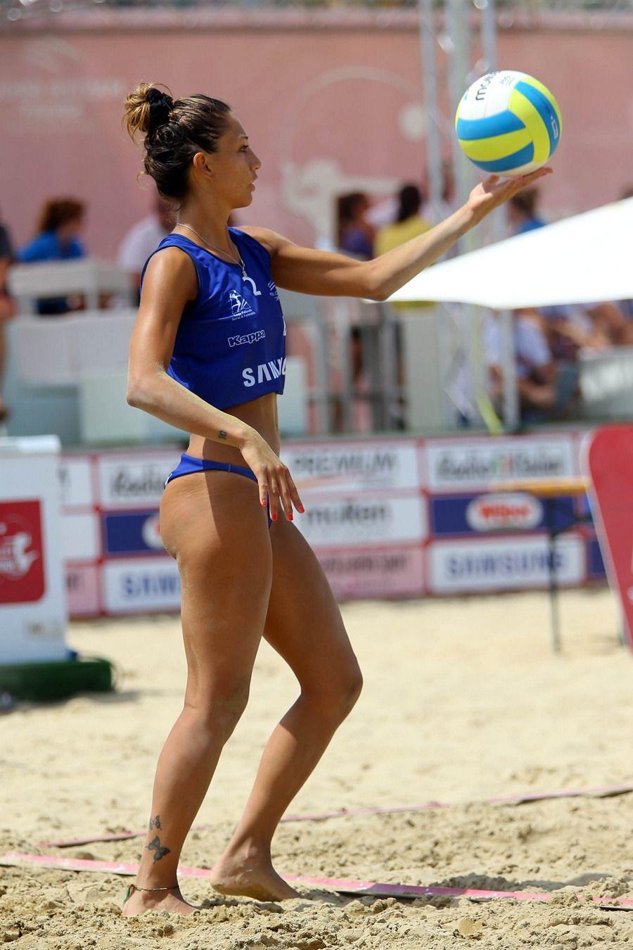 Beatrice Parrocchiale Pescara Italy July 23 2016 Volei Feminino Jogadoras De Volei Jogadores De Volei