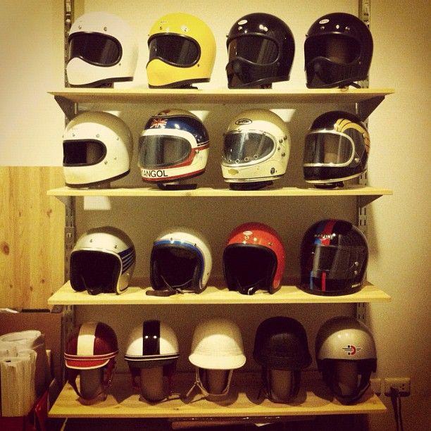 Rrr Ride Repair Repeat Glingamoo Websta Vintage Helmet Vintage Repair