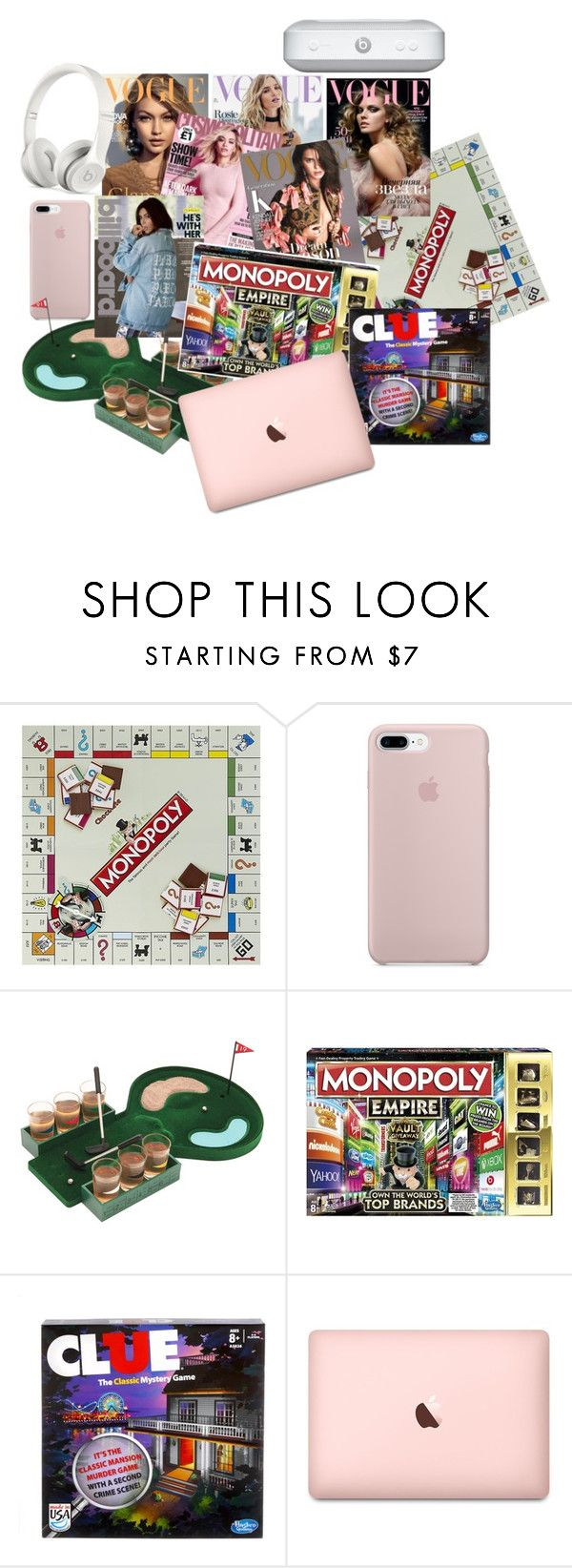"""""""Untitled #1697"""" by fashionistaannie ❤ liked on Polyvore featuring Gamesformotion, Whiteley and Beats by Dr. Dre"""