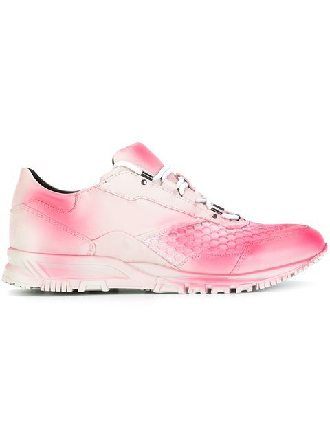 LANVIN spray paint running sneakers.  lanvin  shoes  sneakers ... 32ddc26c1
