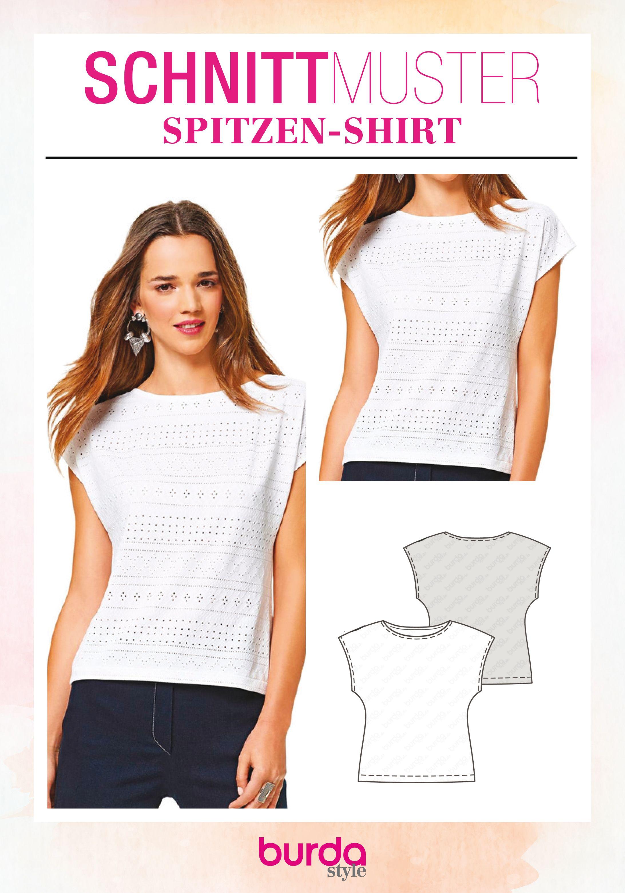 Schnittmuster · Shirt · leicht zu nähen  #elbiseler