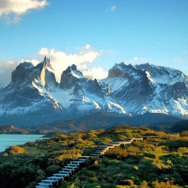 Parque Nacional Torres del Paine. Fotografía de Cristóbal Carey @cristobalcarey - photo by chilediscovery