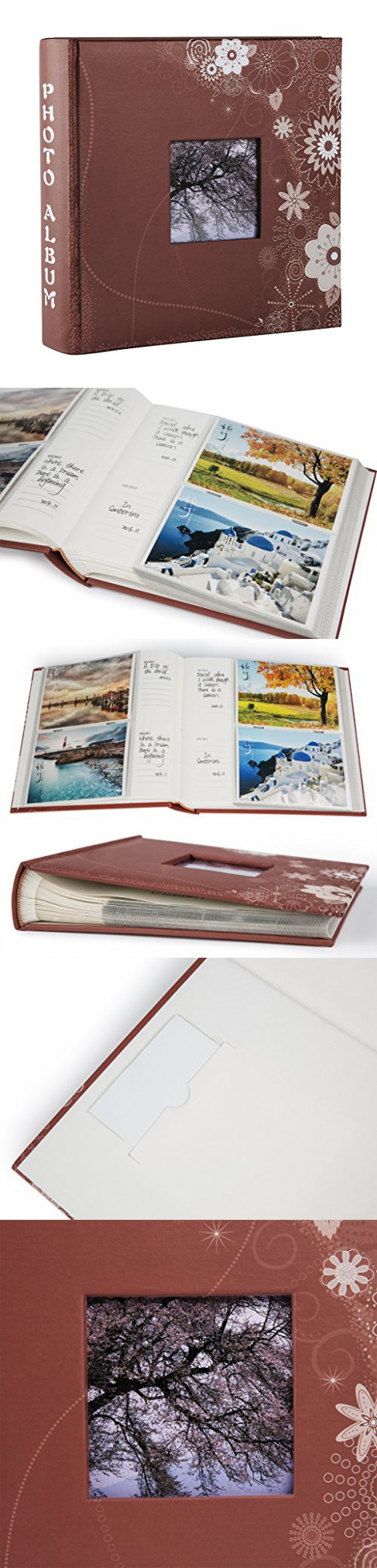 vacation photo albums 4x6