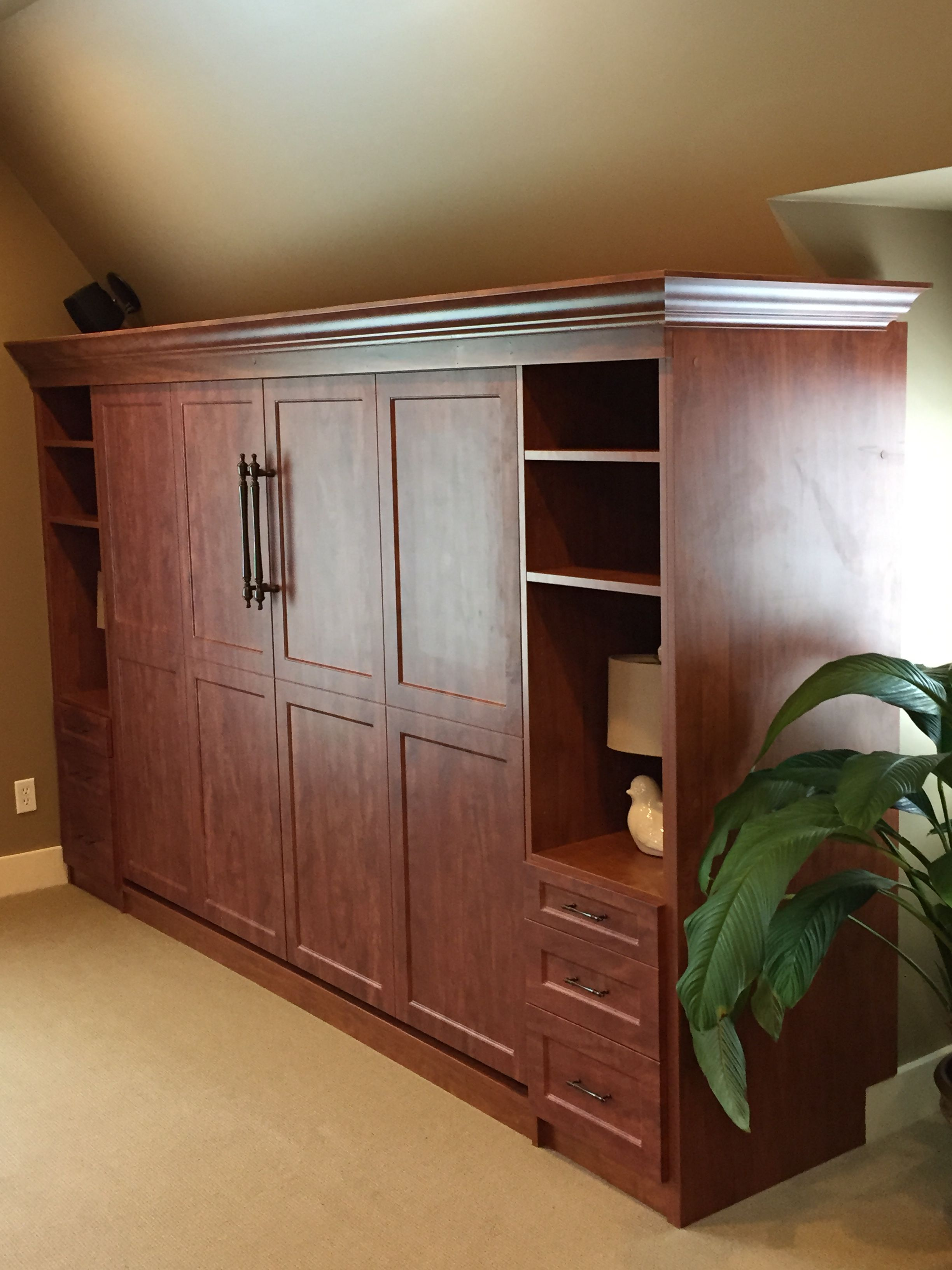 Pin by Chattanooga Closet Company on Murphy Beds (With