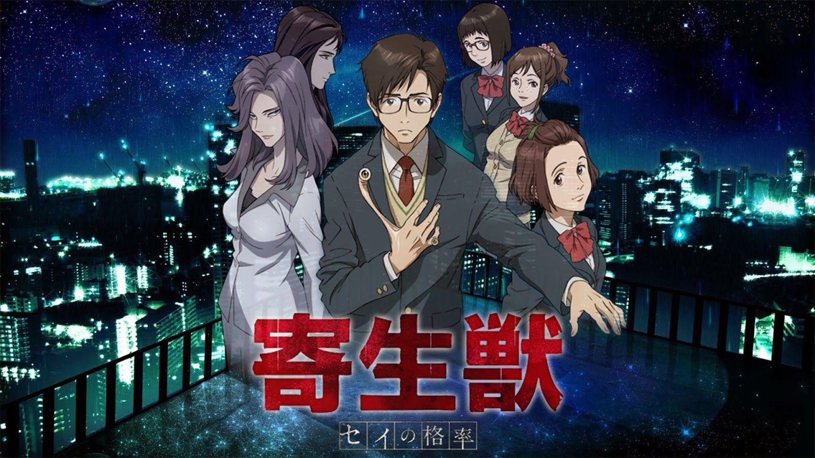 parasyte, vote now Anime art, Top anime series, Otaku anime