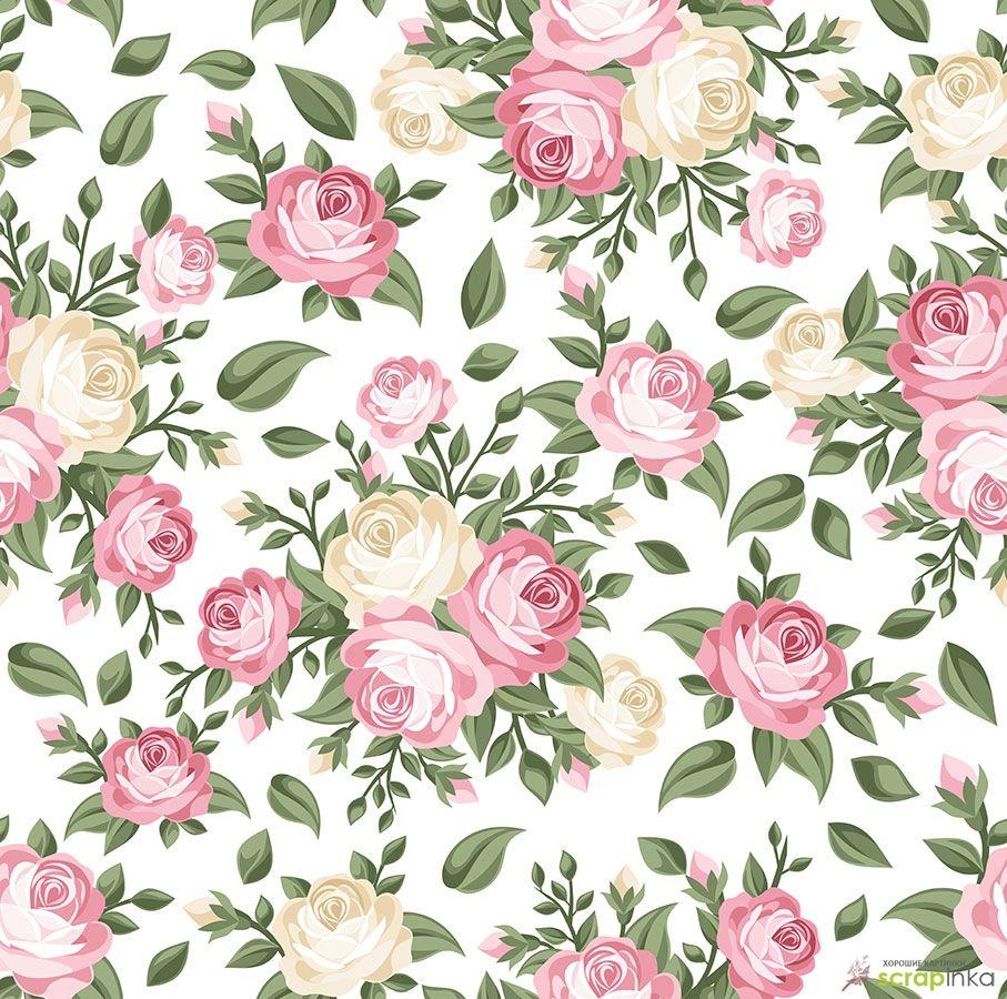 цветочный фон для скрапбукинга Поиск в Google фоны