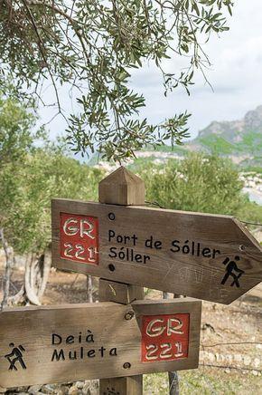 Mallorca Rundweg Wanderung Mit Start Und Ziel In Port De Soller