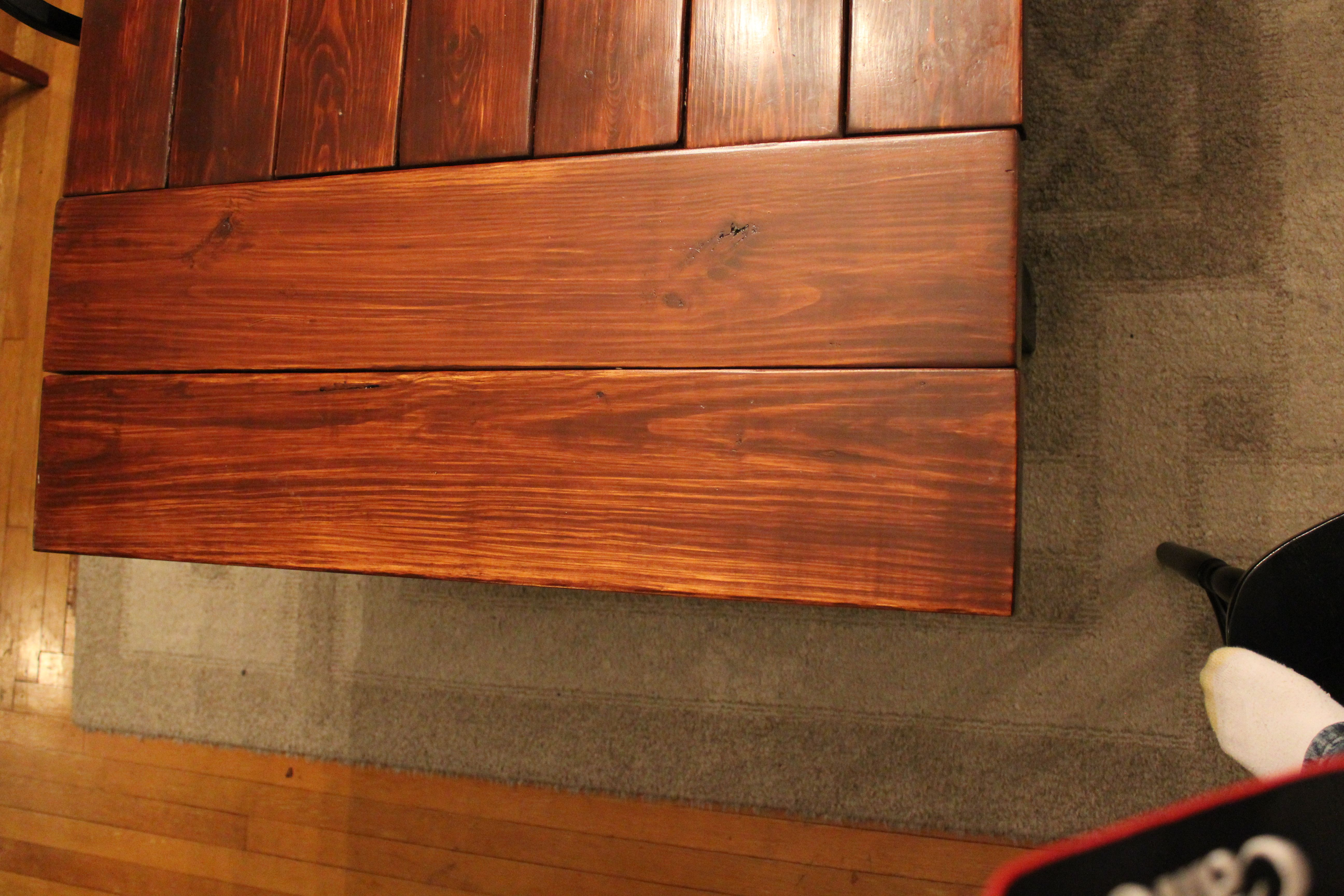 Minwax Polyshades American Chestnut Staining Wood American Chestnut Colorful Furniture