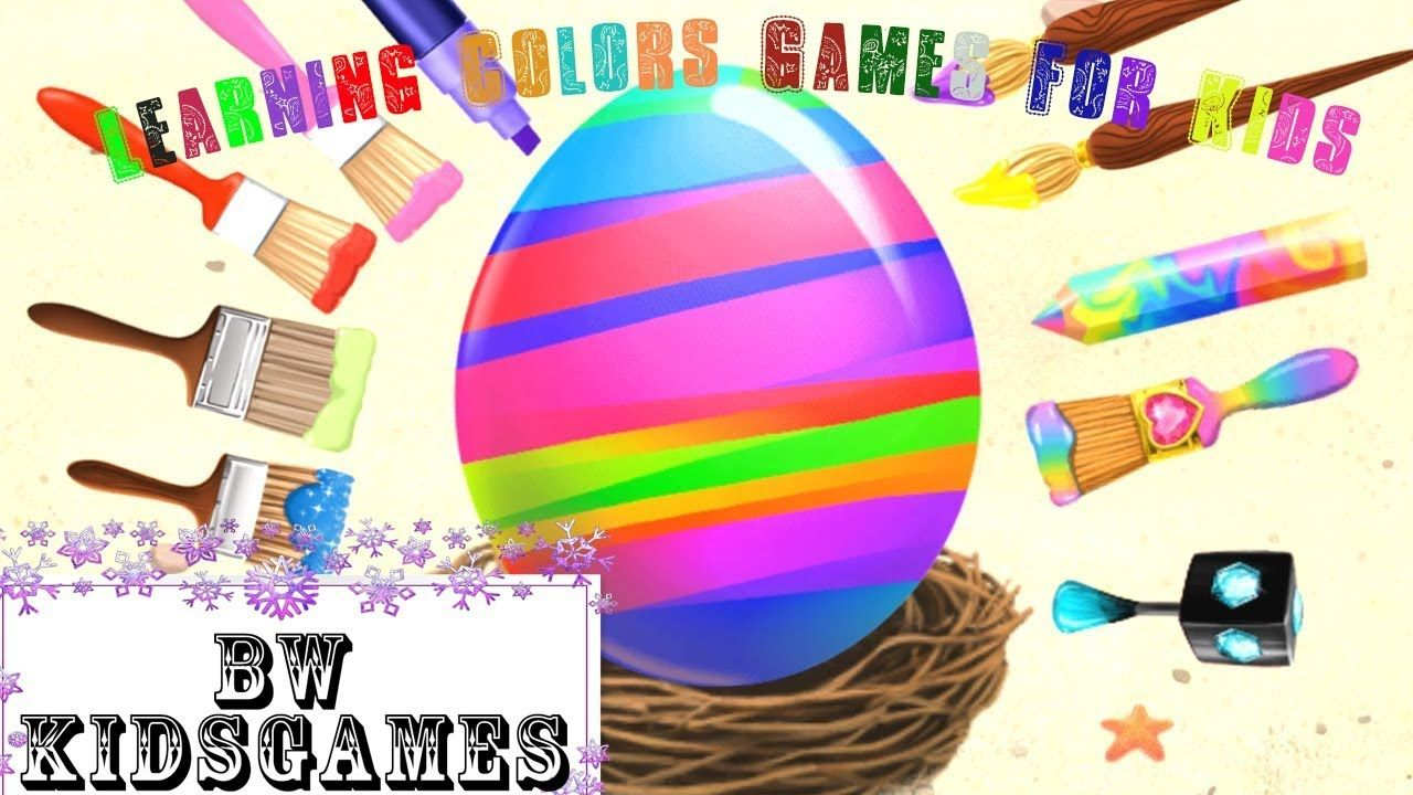 Learning Colors Games For Kids | Game Jungle Animal Hair Salon 2 ...