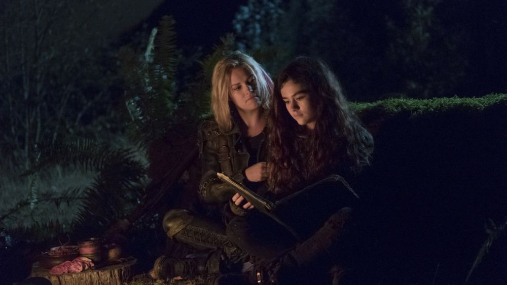 The 100' Renewed for Season 6 by CW | The 100 | The 100, The