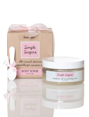 Simple Sugars Lavender Body Scrub Simple Sugars Skin Care Essentials Free Skin Care Products
